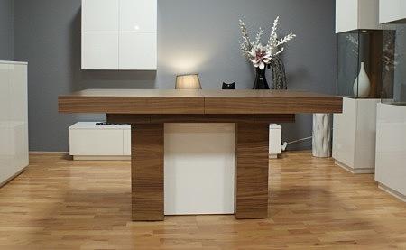 Nowoczesny rozkładany stol