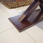Podstawa stołu w kształcie litery x