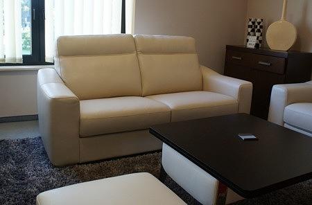 ładna sofa 3 osobowa