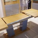 Rozkładanie stołu cyprian