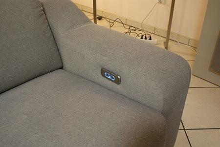 sofa saphire