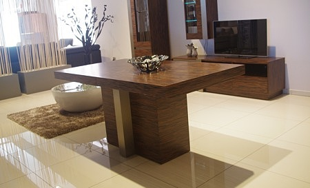 stoł heban