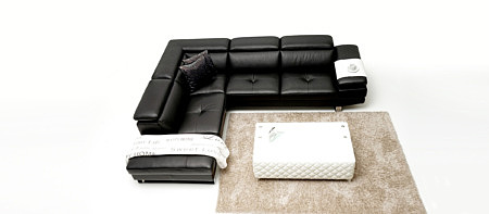 Volare wypoczynek do eleganckiego salonu aranżacja inspiracja pomysł urządzenia
