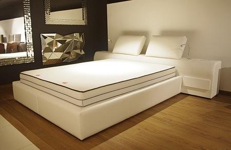 łóżko nowoczesne do sypialni