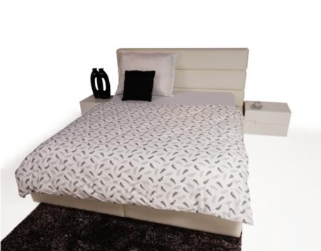 Luna łóżko nowoczesne do sypialni
