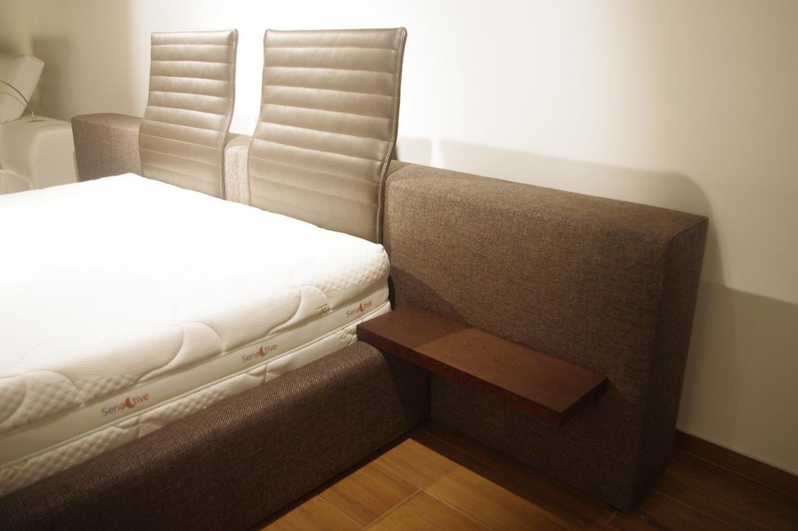 Naomi łóżko Z Półką Przy Zagłówku Tc Meble