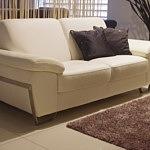 nowoczesna sofa biała