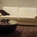 piękna sofa