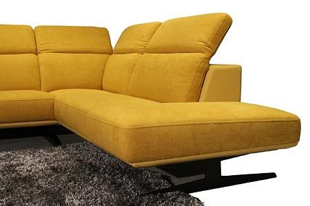 Elegancki wypoczynek sofa