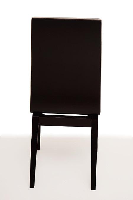 Belissa krzesło do jadalni z ergonomicznym wyprofilowanym oparciem