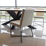Krzesła skórzane do jadalni