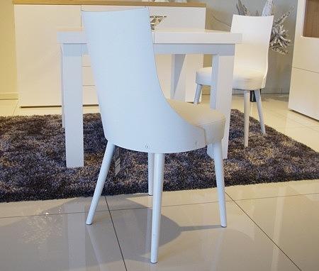 Krzesło lethendy tapicerowane
