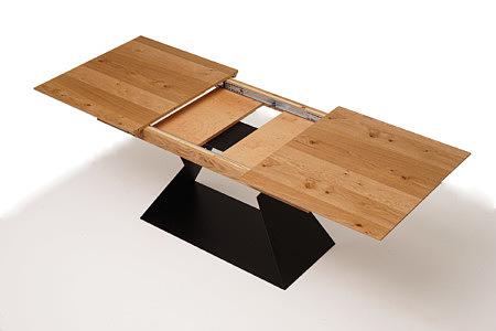A9 designerski stół rozkładany do nowoczesnego salonu