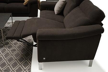 Bolero2 przykład działania funkcji relax elektryczny w sofie