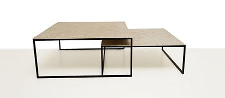LB10 designerska ława do nowoczesnego salonu w stylu modern