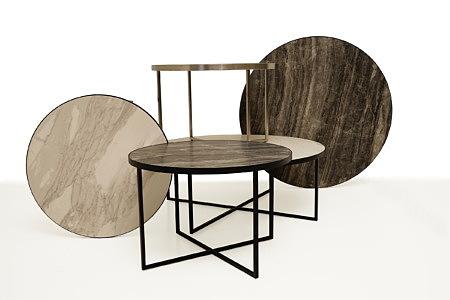 LB7 ławy i stoliki kawowe w stylu modern blat spiek kwarcowy