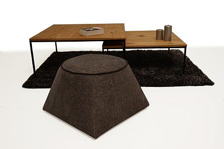 LB9 aranżacja inspiracja aranżacji ława i stolik kawowy modern metal