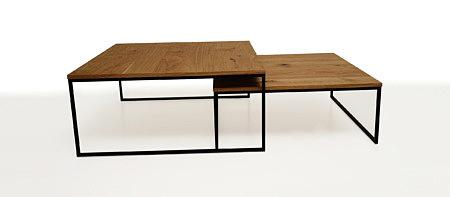 LB9 komplet mebli do nowoczesnego salonu ława stolik kawowy