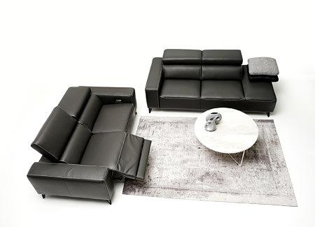 Longo eleganckie stylowe sofy do salonu klasycznego