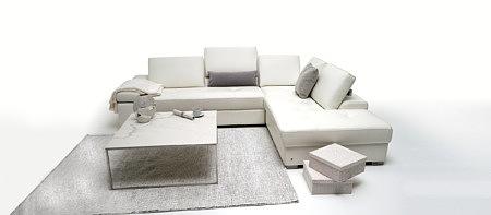 Onex aranżacja inspiracja na urządzenie nowoczesnego salonu z białym wypoczynkiem