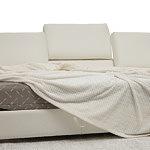 Onex funkcja spania okazjonalnego w nowoczesnym narożniku