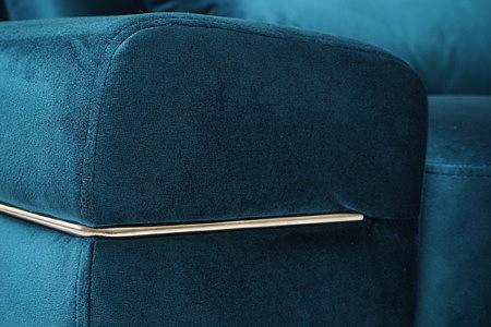 Onex ozdobny metalowy element boku sofy