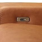 wygodna sofa ze skóry
