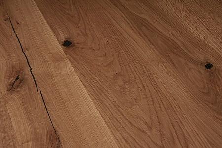 Blat ze stołu drewniany z sękami1