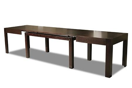 Duży stół rozciągany