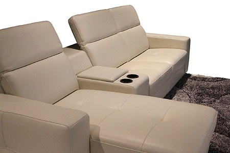 kanapa z otomaną jasna skóra