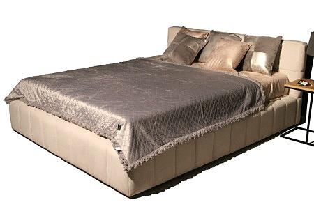 łóżko tapicerowane z pojemnikiem 02