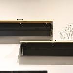 Londyn - meble Dobrodzień lakierowane fornirowane oszklone podświetlone 03