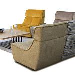 Viva - modułowy wypoczynek do nowoczesnego salonu i pokoju dziennego