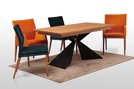 Nowoczesny stół industrialny do nowoczesnego wnętrza rozmiary 160 200 cm stabilny i elegancki