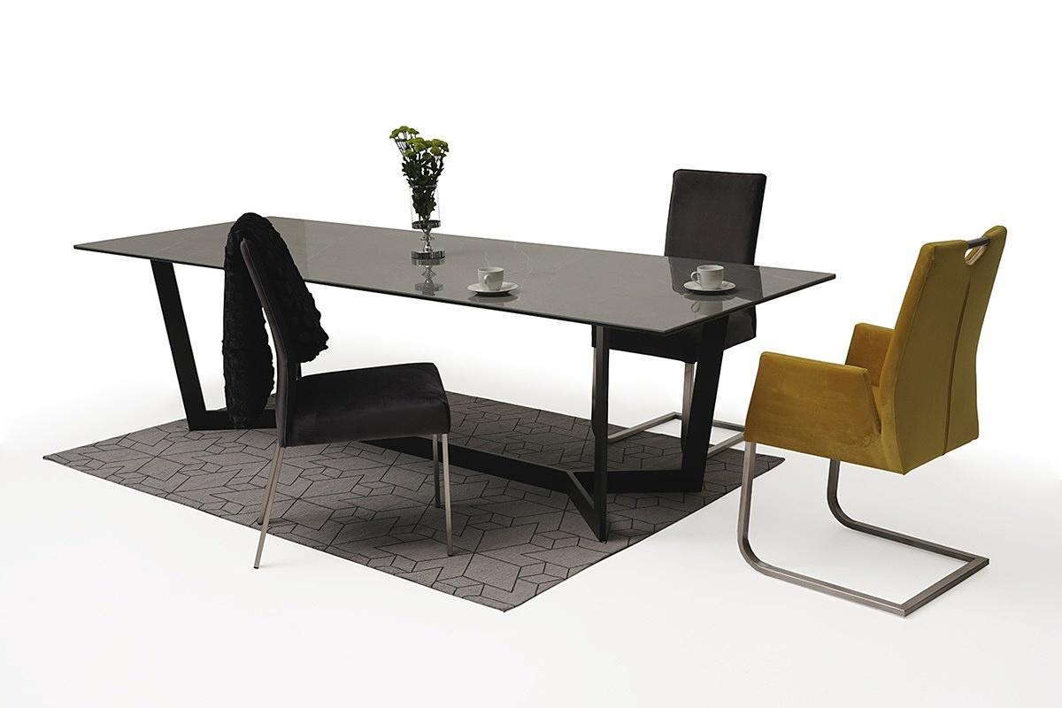 nowoczesny stół ze spieku z polerowanym blatem3