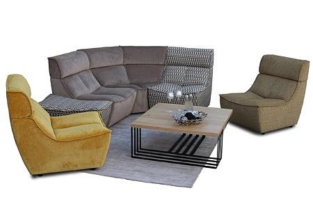 Viva - piękne wygodne i nowoczesne meble wypoczynkowe do salonu i pokoju dziennego