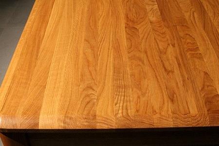 stół biesiadny z klepek dębowych