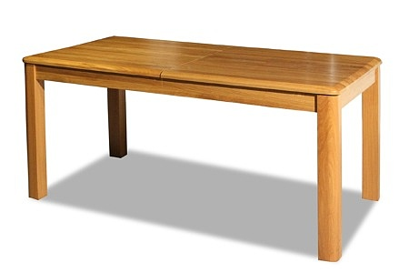 stół z klepek dębowych