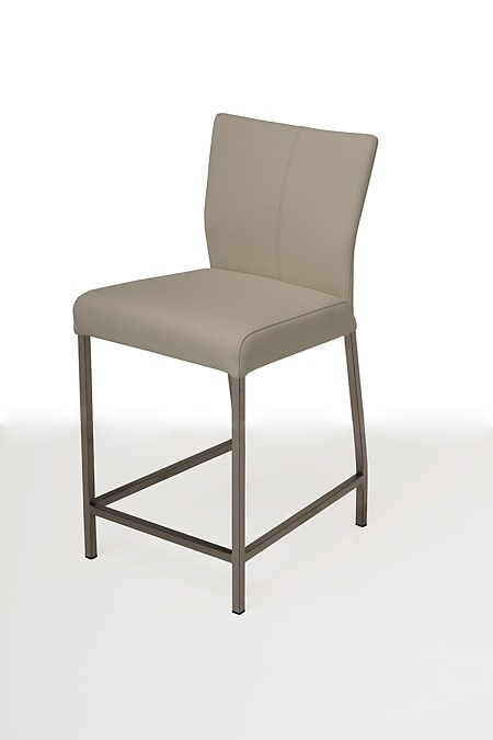 tapicerowane krzesło barowe 01