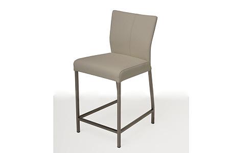 tapicerowane krzesło barowe