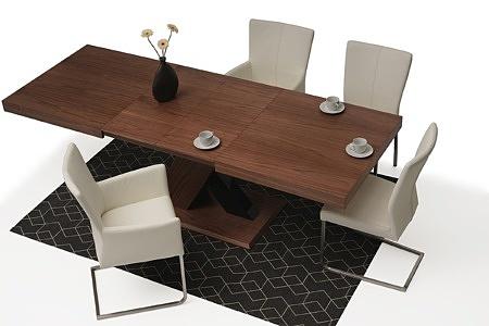 tapicerowane krzesło z metalowymi płozami 04