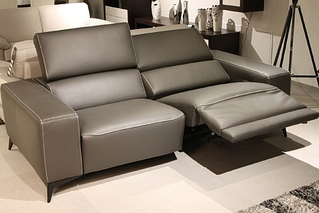 wygodna elegancka sofa kanapa relaks skóra tkanina 02