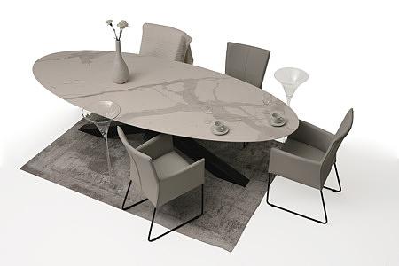 wygodne tapicerowane krzesło z metalowymi płozami z podłokietnikami