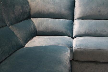 Livio - prezentacja detali wykonania, elegancki wygodny wypoczynek z miękkim siedziskiem i komfortowym oparciem dla największej wygody odpoczynku