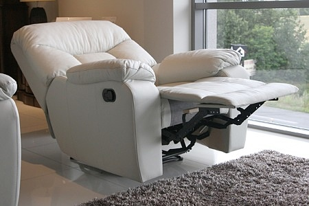 fotel z relaksem