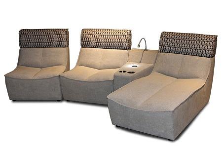 kanapa moduły