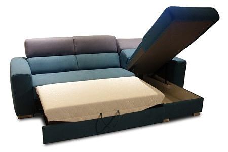 kanapa z otomaną