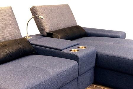 Piękna i wygodna kanapa