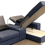 Piękna i wygodna sofa