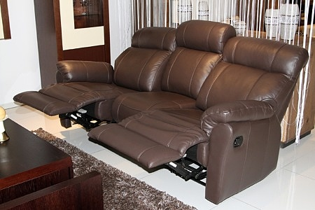Sofa skóra relaks